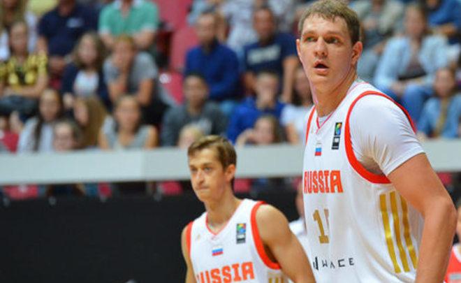 Кириленко оценил выступление сборной РФ нагрупповом этапе Евробаскета