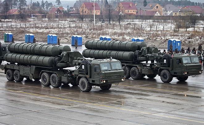 СМИ Турция согласилась купить у России ракетные системы С-400 за $2,5 миллиарда