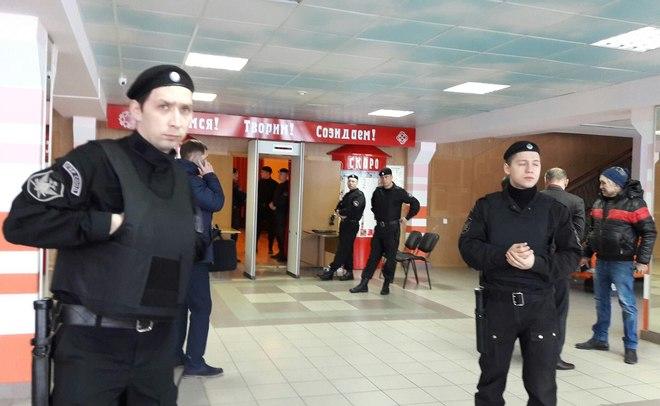 ВКазани начинается процесс поделу опожаре вТК «Адмирал»