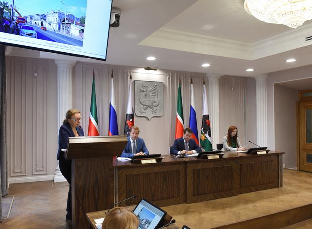 Градостроительный совет Казани отправил надоработку проект жилых домов назаводе Петцольда
