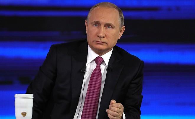 Путин сказал студенту изЧелябинска оповышении пенсионного возраста