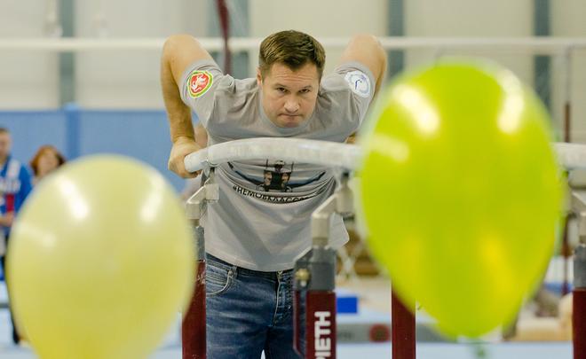Русский гимнаст Немов введен вМеждународный зал славы гимнастики