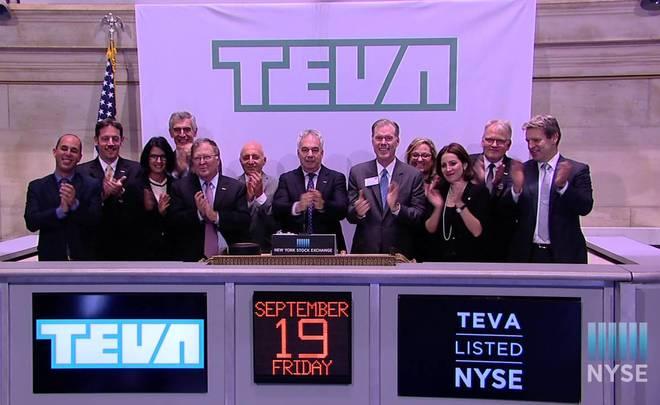 Компания Teva иее русская «дочка» заплатят миллионы поделу окоррупции