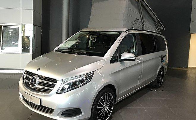 Benz отзывает 21 автомобиль в РФ