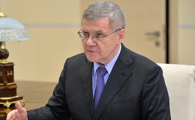 Минниханов вЕкатеринбурге учавствует всовещании у генерального прокурора РФЮрия Чайки