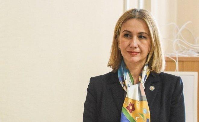 Минниханов назначил новым министром культурыРТ Ираду Аюпову