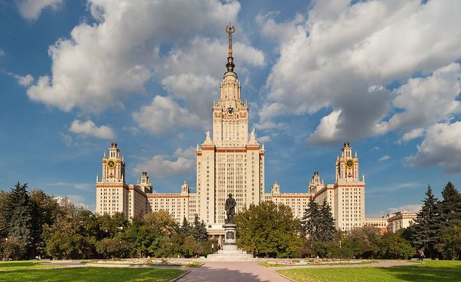 МГУ вошел вТоп-50 институтов мира