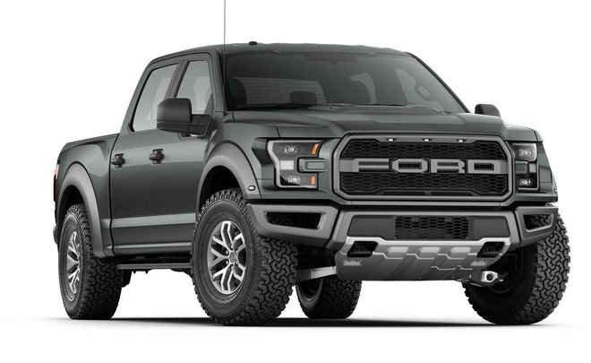 Самыми популярными автомобилями года по версии Google стали Ford F-150 Ford Explorer и Ford Escape