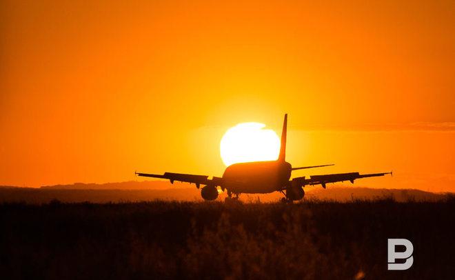 Русские авиакомпании снизили транспортировки вконце лета на10%