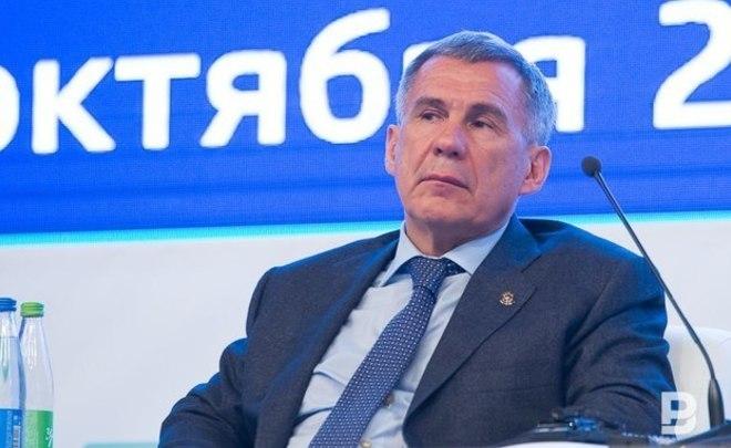 Рустам Минниханов прибыл вМюнхен срабочим визитом