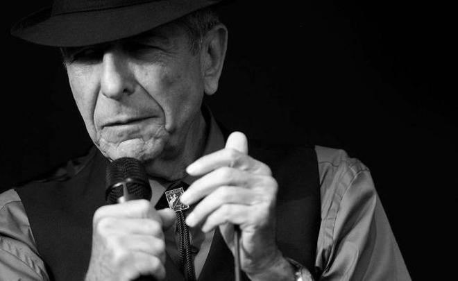 В США умер 82-летний певец Леонард Коэн
