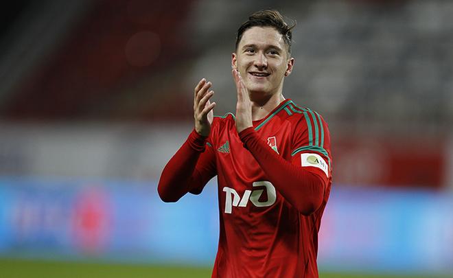 Полузащитник «Локомотива» Миранчук согласовал собственный договор с«Рубином»