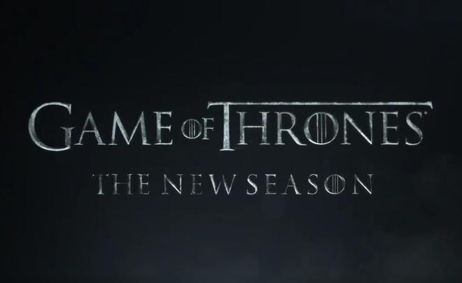 Премьера седьмого сезона Игры престолов состоится 16 июля этого года