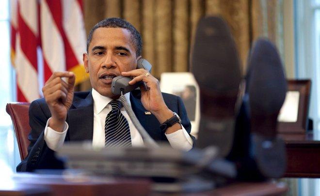 Барак Обама обвинил FIFA иМОК вкоррумпированности