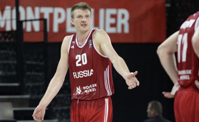 Защитник сборной РФ Кулагин может принять участие вполуфинальном матче Евробаскета