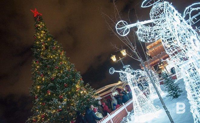 Вовремя новогодних каникул граждане РФ потратили практически триллион руб.