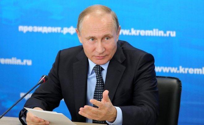«Дождь»: Путин объявит овыдвижении нановый срок максимально поздно