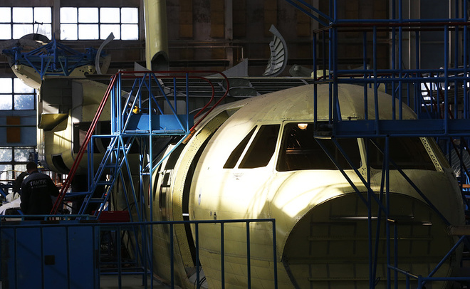 Самолет «судного дня» 3-го поколения взлетит в предстоящем 2017