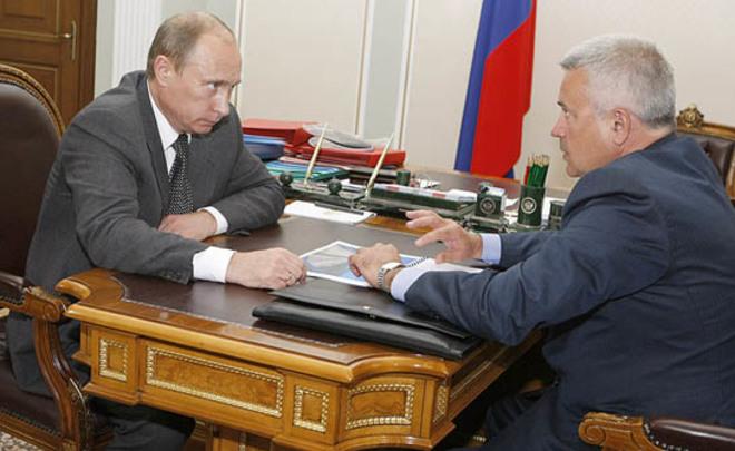 Президент Путин предложил «Лукойлу» принять участие вприватизации «Роснефти»