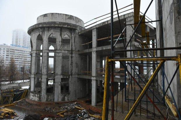 Фонд Шаймиева пожертвовал 5 млн рублей на строительство соборной мечети в Набережных Челнах