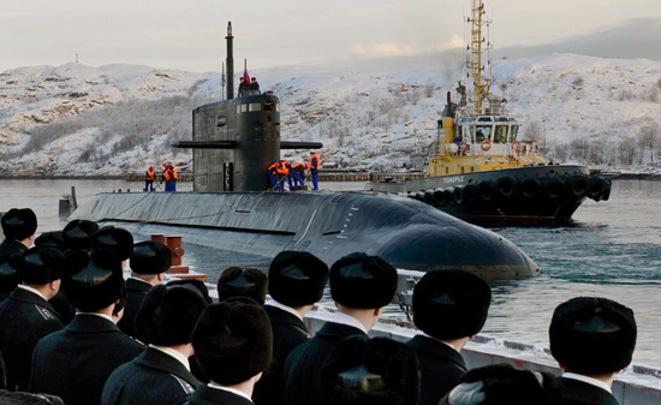 Корабли иподлодкиСФ выполнят учебные ракетные стрельбы вБаренцевом море