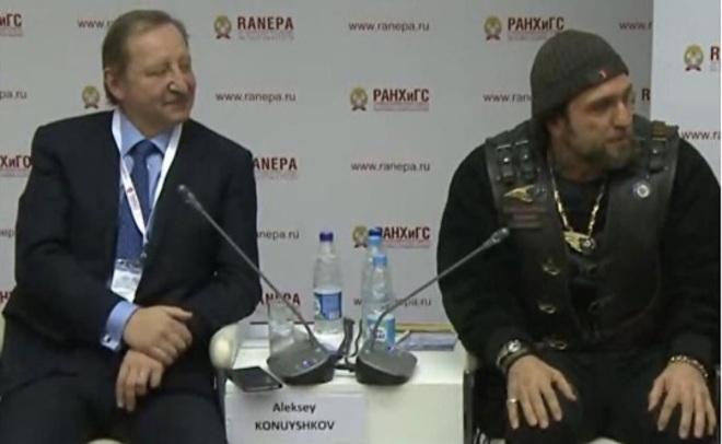 Байкер «Хирург» Залдостанов расскажет опатриотическом туризме наГайдаровском пленуме