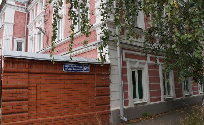 Сооружение прежнего медресе вКазани передали всобственность ДУМРТ