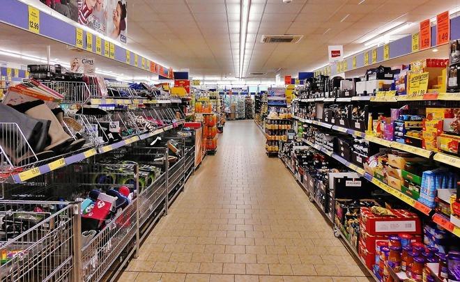 Ритейлеры побили рекорд по уменьшению торговых площадей