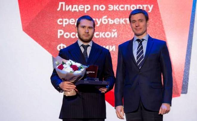 Татарстан стал победителем конкурса «Экспортер года-2015» среди регионов РФ