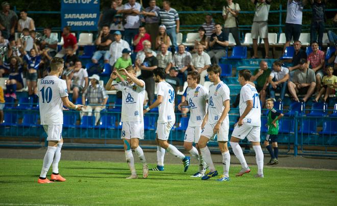 «Нефтехимик» одержал победу у«Мордовии» благодаря голу вкомпенсированное время