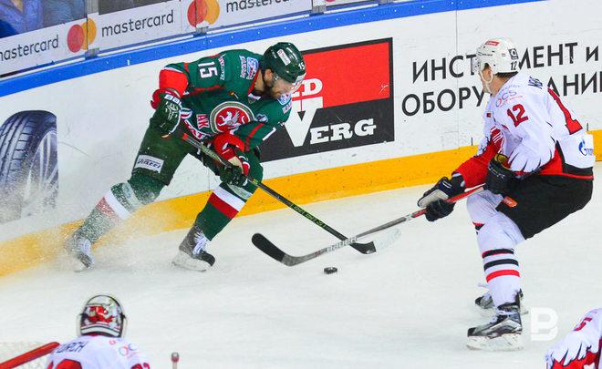 Бронзовым призером чемпионата Российской Федерации похоккею стал «Локомотив»