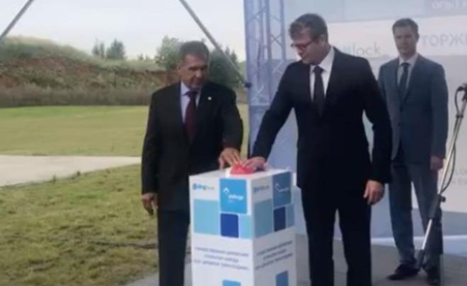 Минниханов откроет бельгийский завод вОЭЗ «Алабуга»