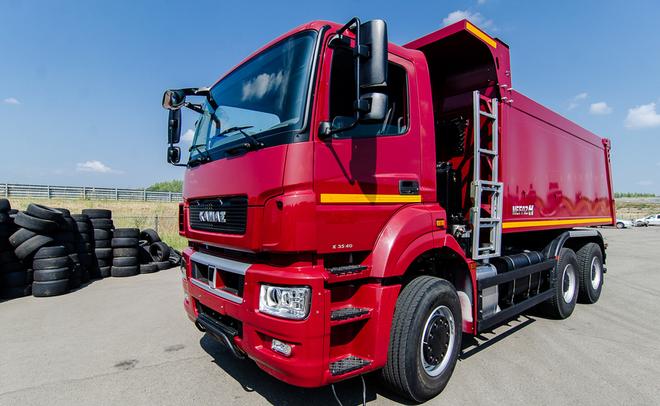 МАЗ удерживает 3-е место на русском рынке грузовиков