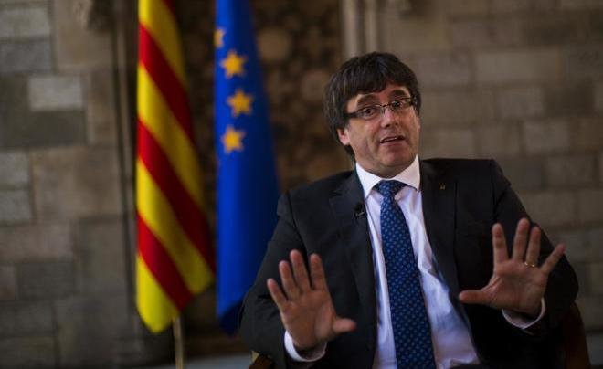 Пучдемон отказался отпенсии в112 тыс. евро, пишут СМИ