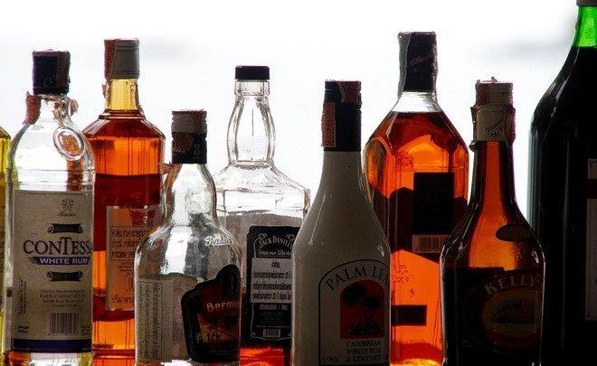 ВРоссии снизился уровень продаж алкоголя
