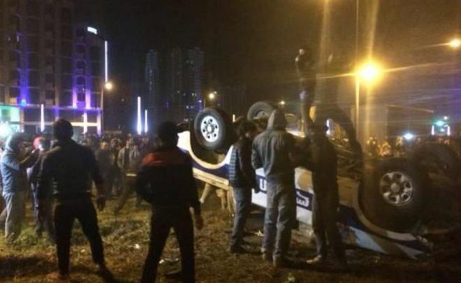 Саакашвили объявили причастным какции протеста вБатуми