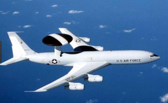 Самолеты ВВС США провели разведку вблизи Калининградской области