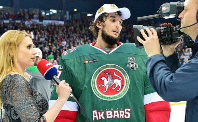 Эмиль Гарипов остается в«АкБарсе» еще надва года