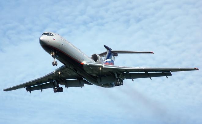 ФСБ отрабатывает версию теракта нарухнувшем лайнере Ту-154