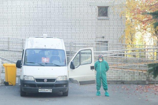 Еще две женщины умерли в Татарстане от коронавируса
