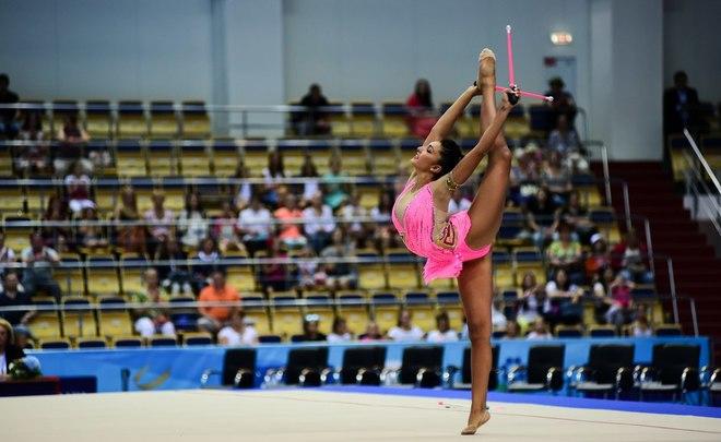 Гимнастки Аверины заняли первые места наЧемпионате мира вУзбекистане