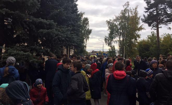 Эвакуация Казани: Неизвестные докладывают обомбах вминистерствах иведомствах