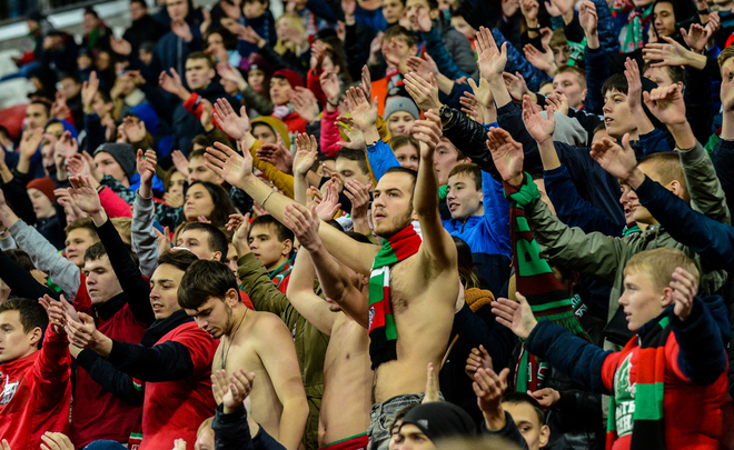 «Терек» обыграл «Рубин» в11-м туре РФПЛ