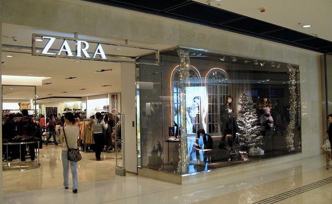 Zara откроет производство одежды в РФ