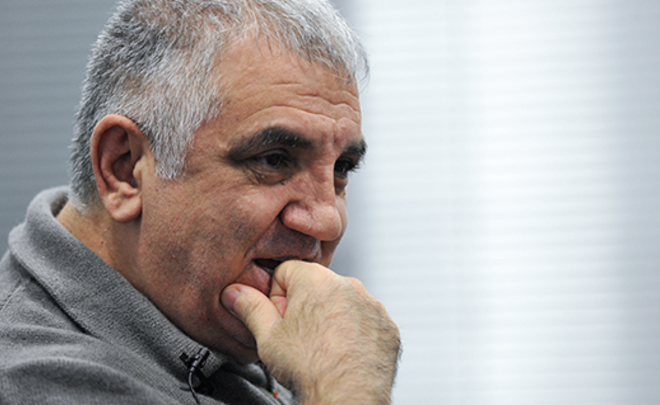 Арам Габрелянов официально ушел из государственной Медиа Группы