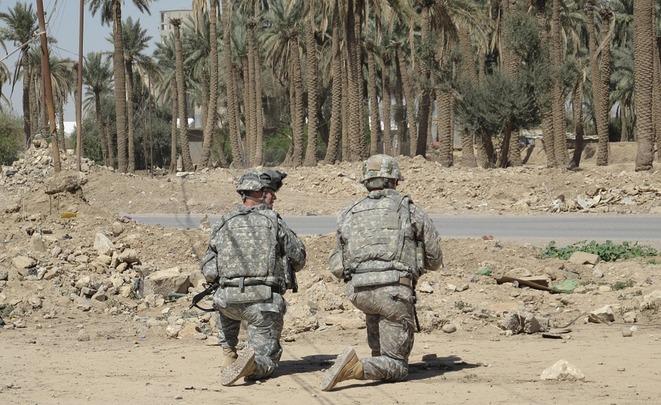 Коалиция вИраке нанесла удар потраурной процессии вместо террористов