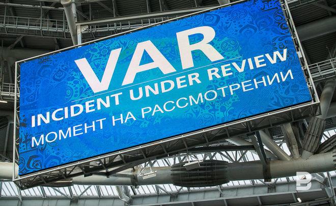 Названы сроки введения видеоповторов в русском футболе