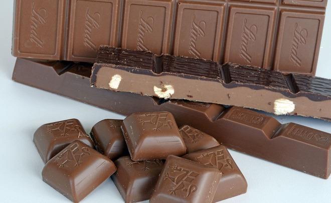 Что реализуют ввиде молочного шоколада в РФ