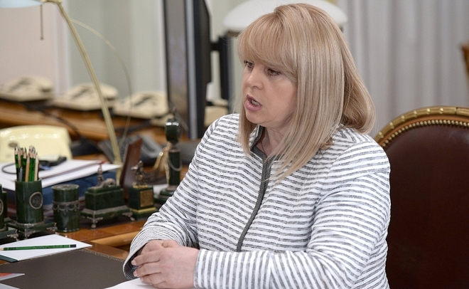 Руководитель ЦИК готова увидеться скандидатом ПАРНАС, задержанным вКазани