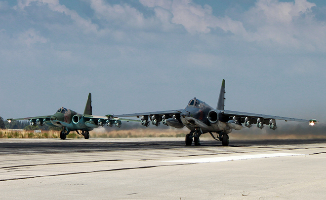 Экипажи дальней авиации Российской Федерации перебазировались наоперативные аэродромы